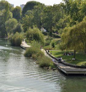 promenade canine sur Le Perreux sur Marne